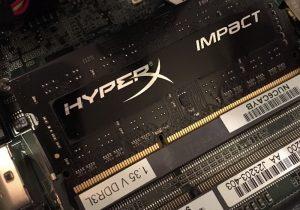 HyperX Arbeitsspeicher